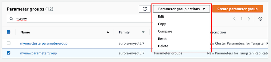 3 3 1  Changing Amazon RDS/Aurora Instance Configurations